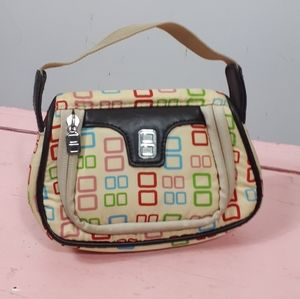 Unique Hand Bag Purse Makeup Bag